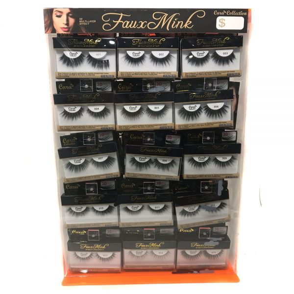 Faux-Mink-cara-collection-eye-lashes-3d-mutli-layer-effect-1