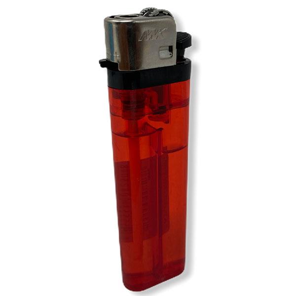 Mk Disposable Classic Flint Lighter 50 Pcs Various Colors Gas 2