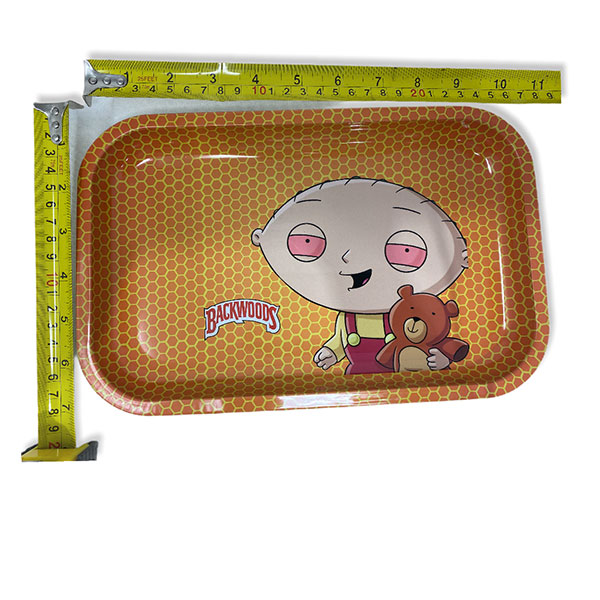 Backwoods Family Guy Stan Rolling Tray Tobacco 11 By 7 1