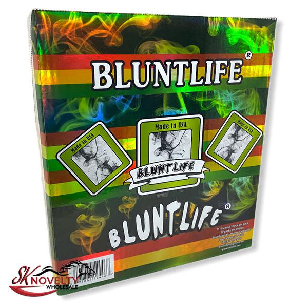 Bluntlife Incense 72 Count Per Pack 1