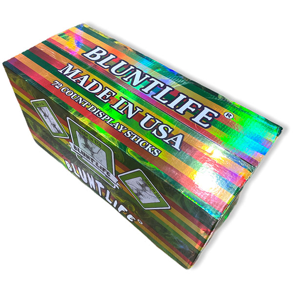 Bluntlife Made In Usa Blunteffect Incense 72 Count Packages 30 1