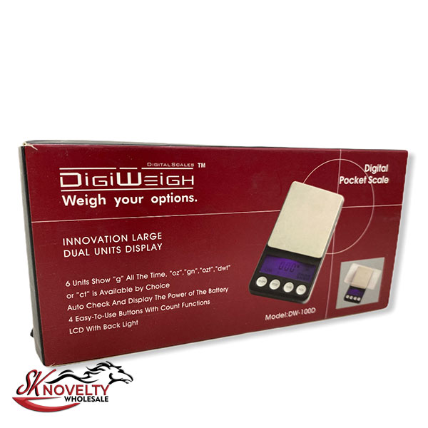 Jewelry Scale Digii Weigh Dw 100d 1