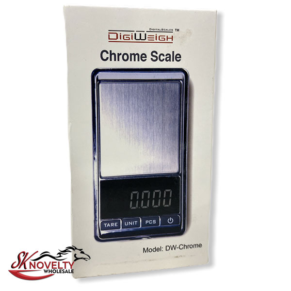 Jewelry Scale Digiweigh Chrome Scale Dw Chrome 1