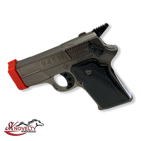 Pistol Lighter 945 M 16 Count Display 2