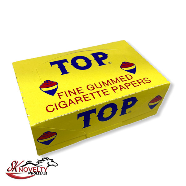 Top Fine Gummed Cigarette Papers