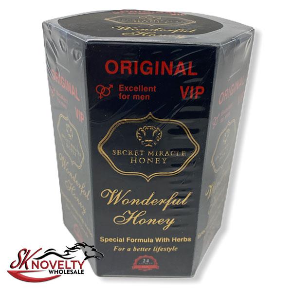 Honey Sachets Platinum Long Lasting Male Enhancement Honey Original Secret Miracle Sex 24 Counts Count 3