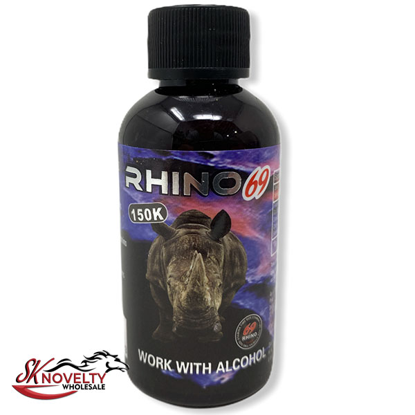 Rhino 69 Shot 150k Male Enhancement Enhancer Sexual Boost Stamina Sex Xxx 12 Count Display 2