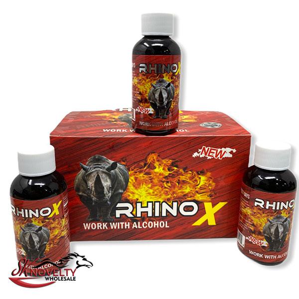 Rhino X Male Enhancement Enhancer Sexual Boost Stamina Sex Xxx 12 Count Display 1