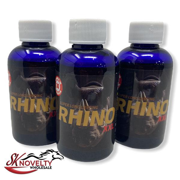 Rhino Xxl Shot Long Lasting Male Enhancement Shots Sex 12 Counts Count