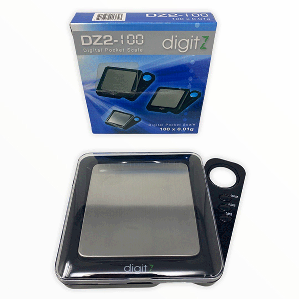 Dz2 100 Digitz Digital Pocket Scale 100 001g Jewelry Scale 1