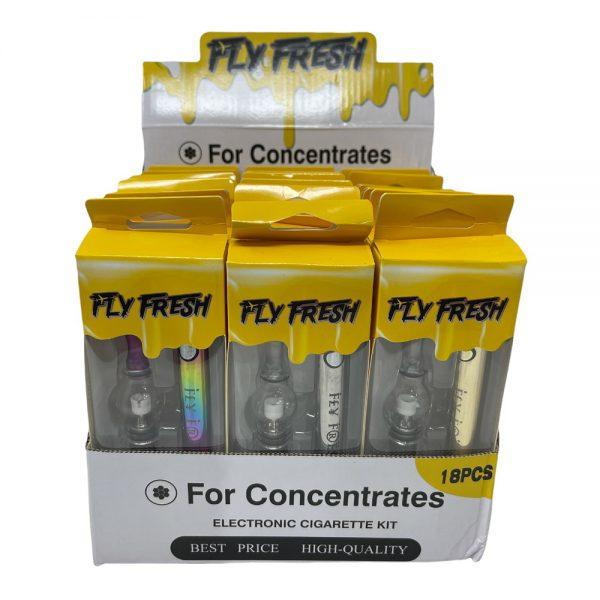 Fly Fresh 18 Pcs Rechargable Electronic Cigarette Kit 18 Pcs 1